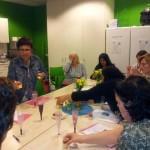 Foto's tweede workshop gezond snoepen 23 mei 2013