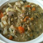 Pastinaak soep