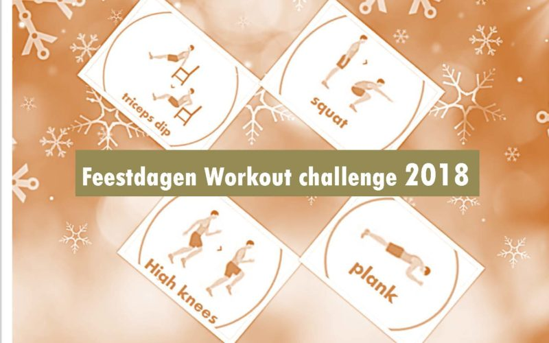 Feestdagen Workout Challenge 2018