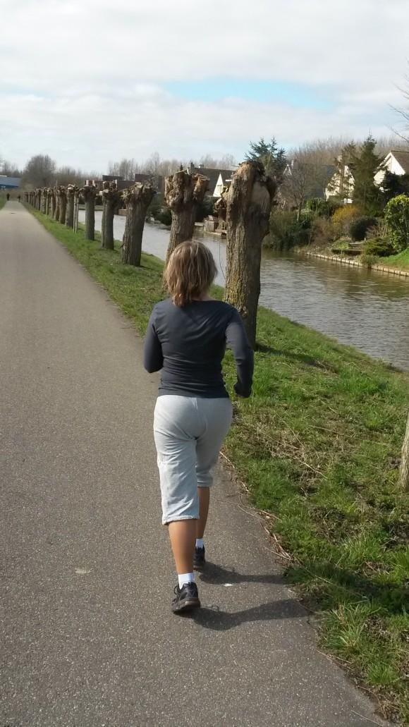 hardlopende Irene