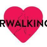 Vrolijk worden van Power Walking