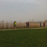 Powerwalk impressie 2019 in Nesselande