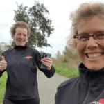 Powerwalk impressie 2020 in Nesselande